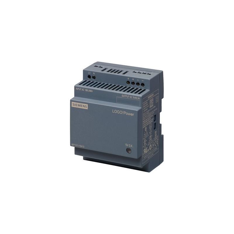 Siemens 6EP1311-1SH13 LOGO!POWER 5 V/6,3 A ALIMENTATION STABILISEE