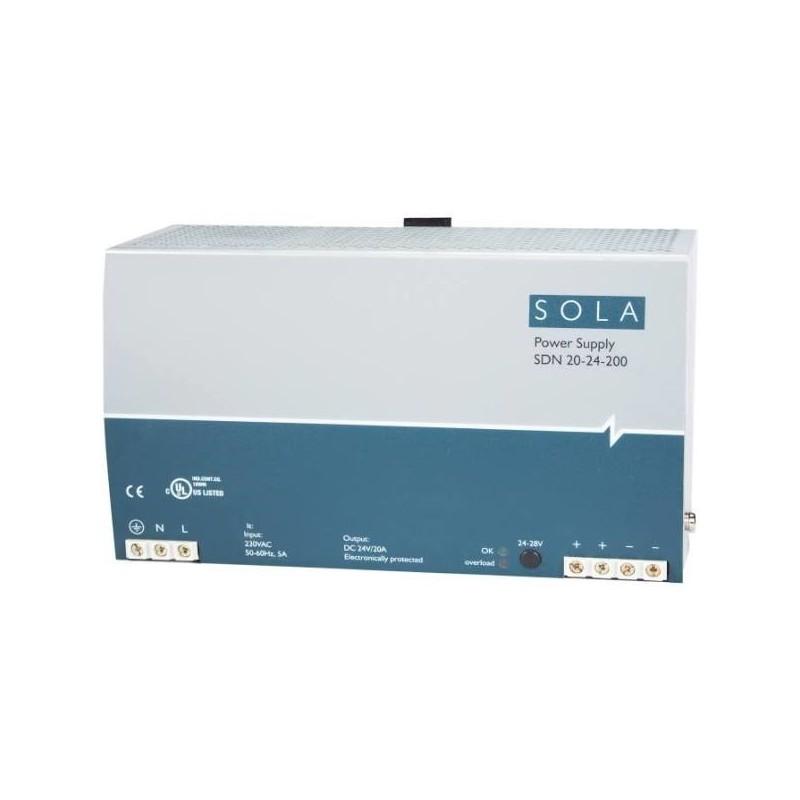SDN20-24-200 Emerson - SOLA