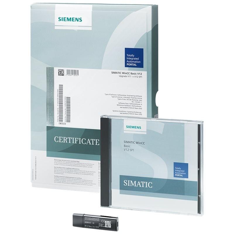 Siemens 6AV2100-3AA04-0AE5 SIMATIC WINCC BASIC V14, MISE À NIV. DE V11..V13  À V14