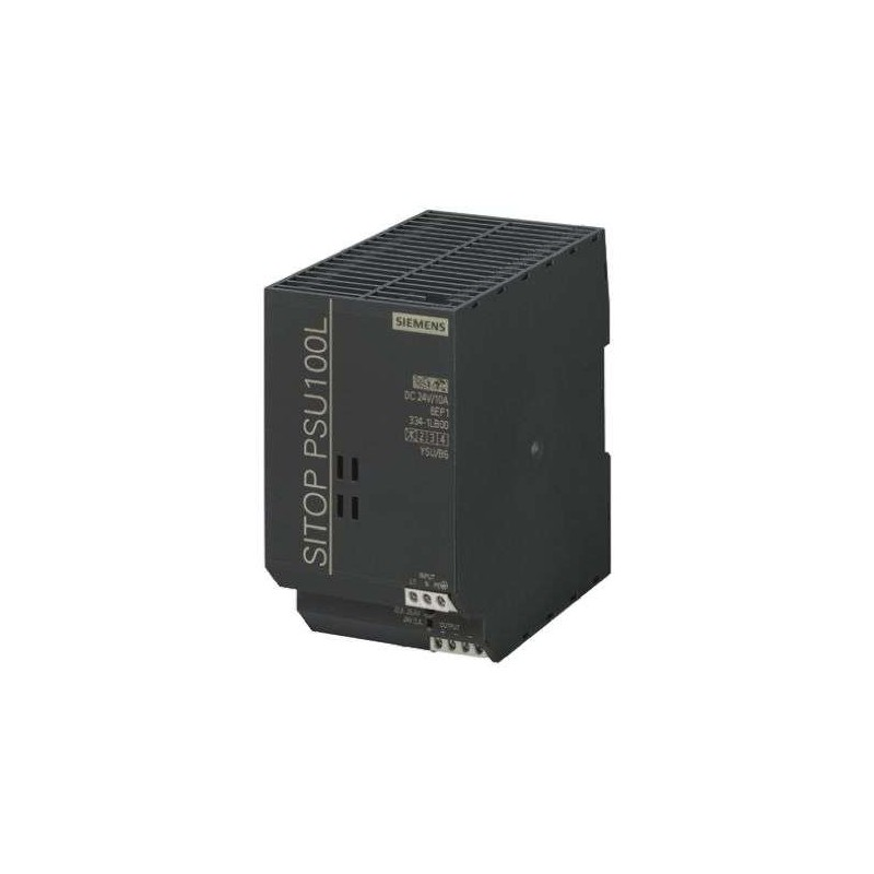 Siemens 6EP1334-1LB00 SITOP PSU100L 24 V/10 A ALIMENTATION STABILISEE