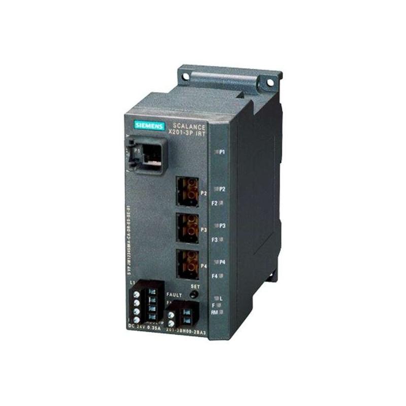 6GK5201-3BH00-2BA3 SIEMENS SCALANCE X201-3PIRT