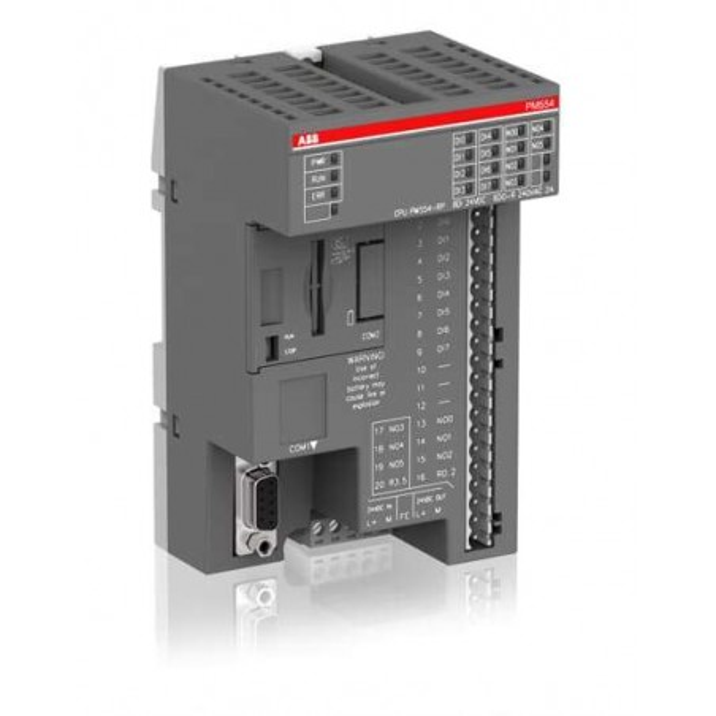 PM554-T-ETH ABB Programmable Logic Control - 1TNE968900R0110