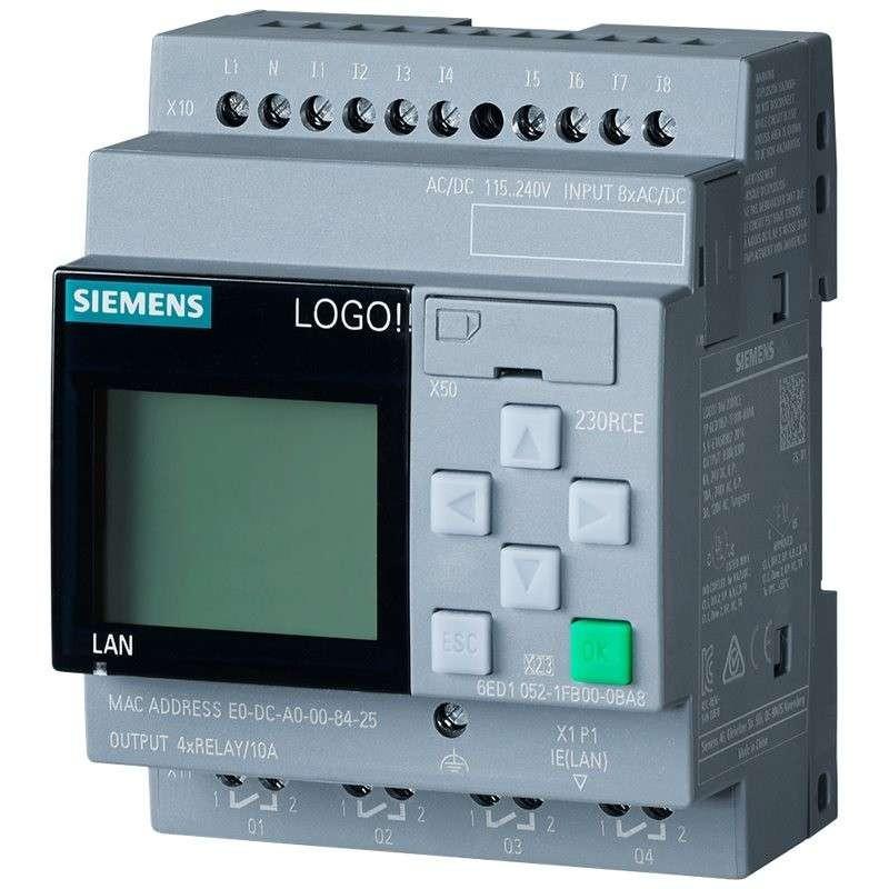 6ED1052-1FB00-0BA8 SIEMENS LOGO! 230RCE