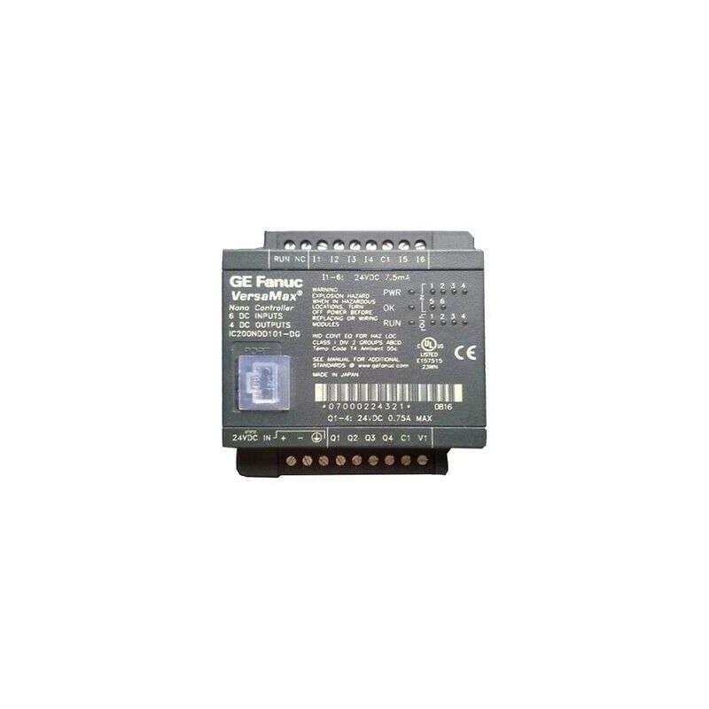 IC200NDD101 GE FANUC PLC