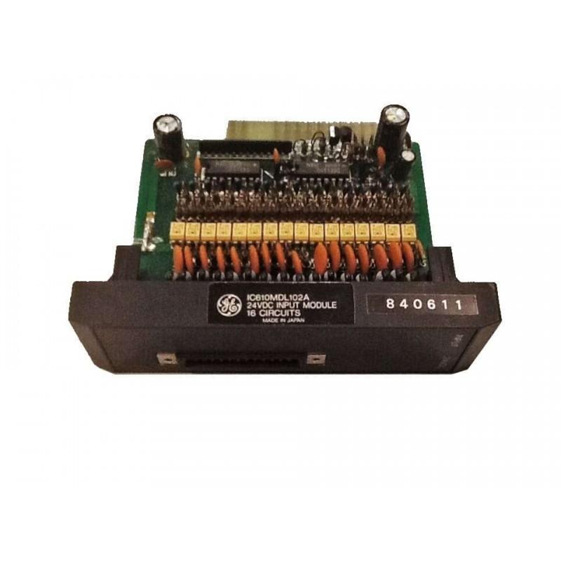 IC610MDL102 GE FANUC Input...