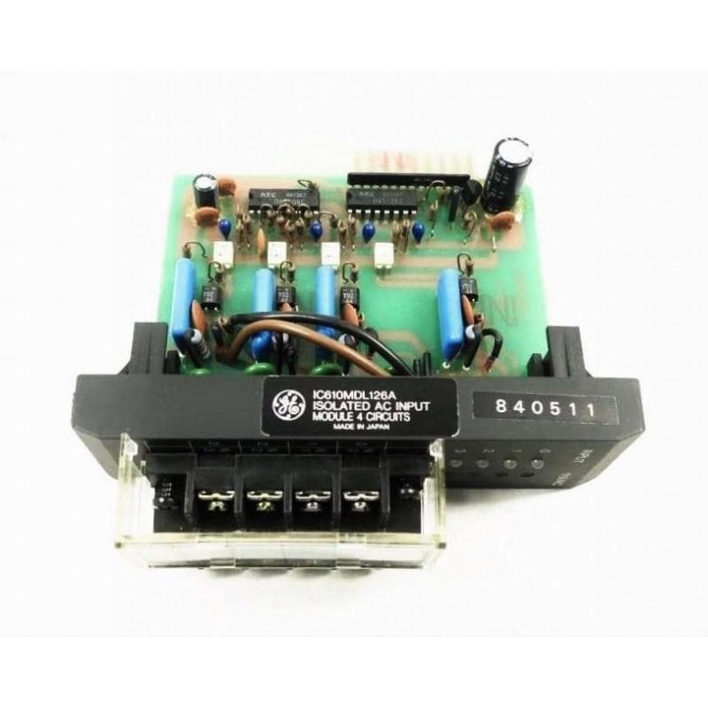 IC610MDL126 GE FANUC INPUT...