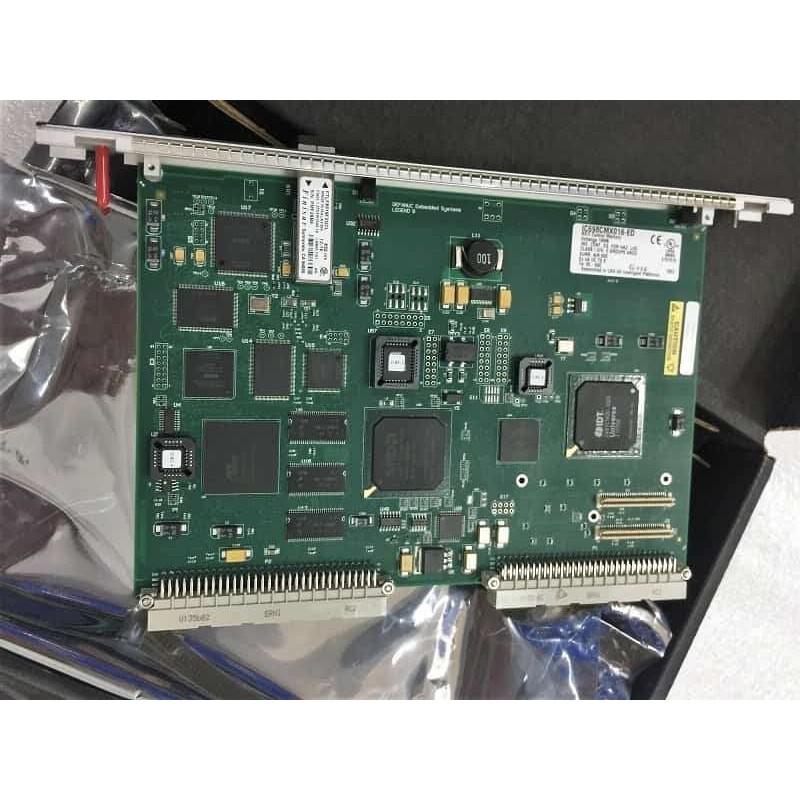 IC698CMX016 GE FANUC CONTROL MEMORY XCHANGE MODULE