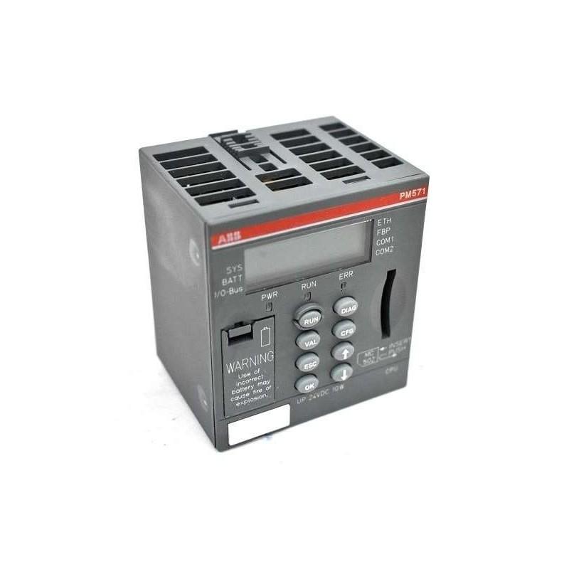 PM571 ABB - Programmable Logic Controller 1SAP130100R0100