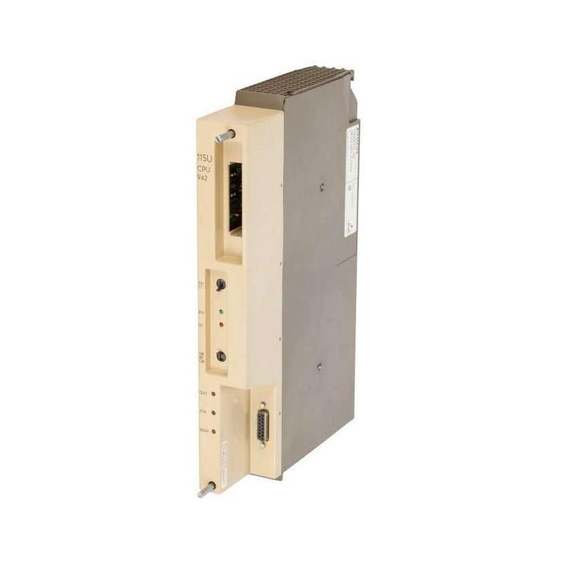 6ES5942-7UA13 Siemens SIMATIC S5 CPU 942
