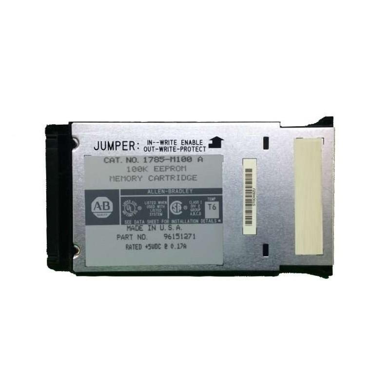 1785-M100 ALLEN-BRADLEY - EEPROM Memory Cartridge