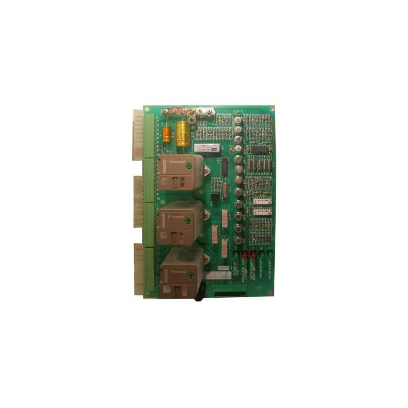 SAFT-136-CTS ABB - CTU Over Load Control Board 57418028