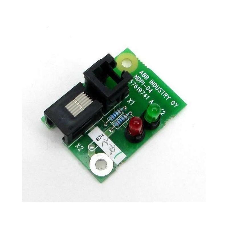NDPI-04 ABB - LED Data Adapter Module 57619741